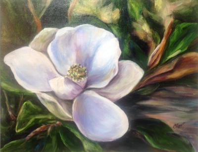 nature paintings/landscpes/flowers